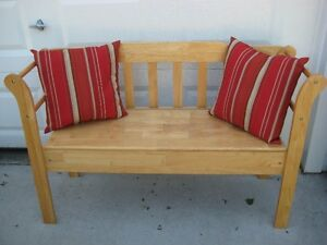 Large Bench with Storage