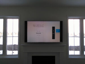 TV WALL MOUNTING FROM $70