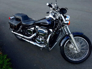 Still have !2001 honda shadow 750