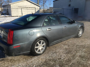 2008 Cadillac STS All Wheel Drive