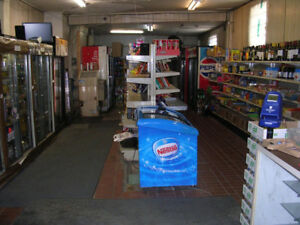 Depanneur/grocery/convenience store for sale - $50000