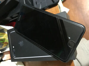 iPhone 7 Plus Jet Black Unlocked