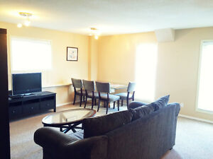 Furnished 2BR suite (1200 sqft) nice community in NW