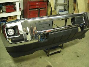 2015 Chev 3500 frt Bumper for Sale Regina Regina Area image 2