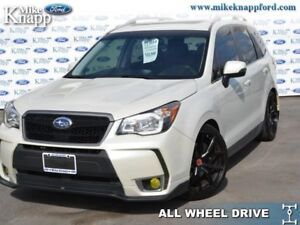 2014 Subaru Forester 2.0XT Touring  AWD,Nav,Roof,Heated Seats