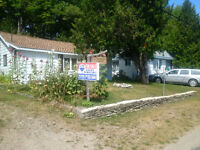 Two cottages renovated and for sale in Dyers  Bay