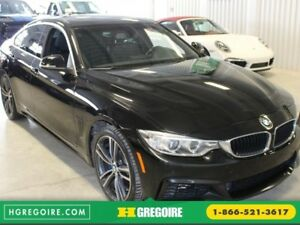 2015 BMW 435I 435i Grand Coupe xDrive  M package (CUIR TOIT NAVI