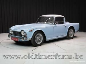 Triumph TR4 A IRS OVERDRIVE '66