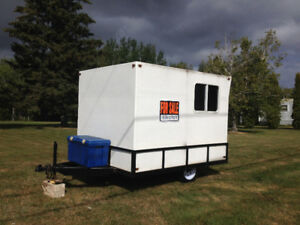 2 Man Hunting Trailer