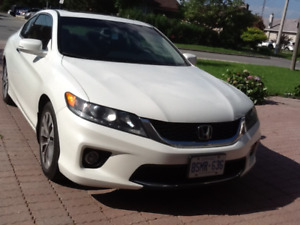 2013 Honda Accord EX Coupe (2 door) Low mileage