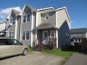 Beautiful 3 bedroom semi detached in Dieppe