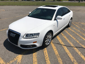 2010 Audi A6 S-Line Supercharged