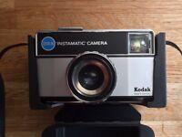 Kodak vintage 255X instamatic camera vintage with case *SOLD*