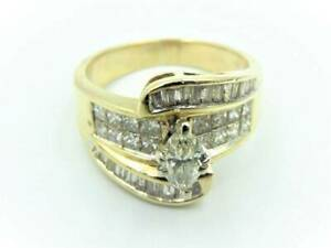 14ct Yellow Gold Ladies Ring With Stone P½ 015000161600 Rockingham Rockingham Area Preview