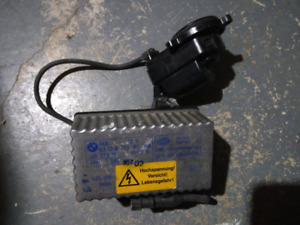 BMW 5series xenon control unit