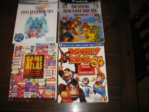Video Game Guides (for NES, SNES, N64, GameCube, and more) Cambridge Kitchener Area image 2