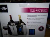2 bottle wine cooler