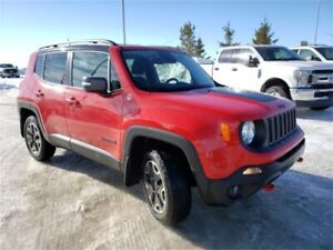 2016 Jeep Renegade Trailhawk4WD 4dr Trailhawk