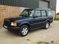 2001 LAND ROVER DISCOVERY 2.5 Td5 - 7 SEATS - AIR CON - IN VGC - 4×4 - CD PLAYER