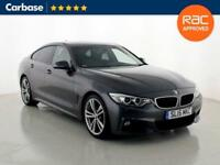 2015 BMW 4 SERIES 420d [190] M Sport 5dr Auto [Professional Media]