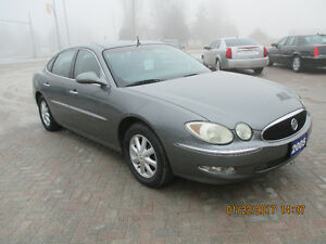 2005 Buick Allure CXL Sedan     3.8L V6 SF1
