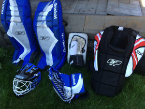 ENSEMBLE GARDIEN HOCKEY COSSOM