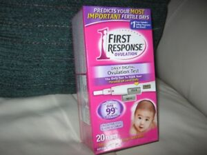 Fertility test kit... Pregnancy help....Sealed package.