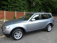 2008 08 BMW X3 2.0 SE - DIESEL