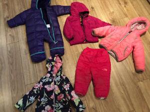 Winter/Fall toddler outerwear