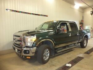 2011 Ford F-250 chrome Camionnette