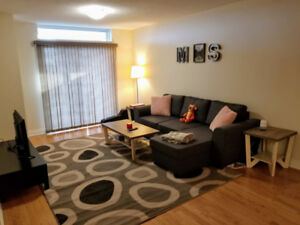Sublet available now to March 9, 2 Bed 1 Bath Apt, All-Inclusive