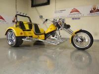 Boss MT1 1600cc 3 Seater Trike