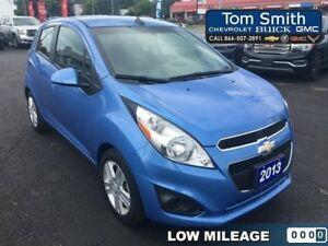 2013 Chevrolet Spark LT - MANUAL, BLUETOOTH, COLOR TOUCH AUDIO S