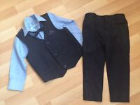 Gentleman suit clothes age 24 - 36 Month