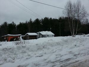 ***REDUCED***Land for sale overlooking the Miramichi River