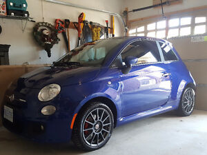 2012 Fiat 500 Sports edition must sell Coupe (2 door)