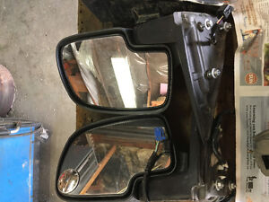 99-02 chevy Mirrors,lights,grill
