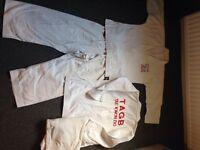 T.A.G.B Taekwondo suits