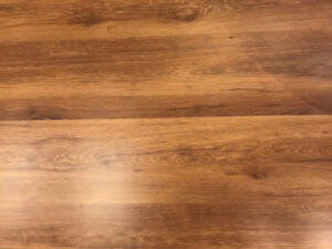 Laminate Flooring: $1.50/ sqft
