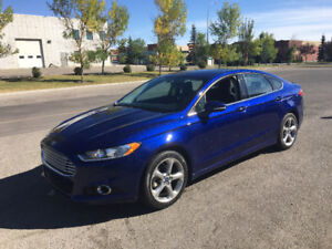 2013 Ford Fusion SE EcoBoost with Navi and Clean CarProof