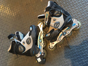 Woman's Firefly roller blades