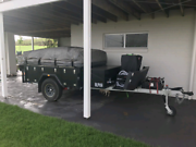 GIC ALPHA CAMPING TRAILER Moss Vale Bowral Area Preview
