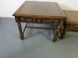 3 piece coffee tables matching set with drawers