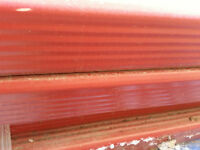 Eavestrough Steel Coil and Downspouts