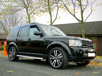 2011 11 Land Rover Discovery 4 3.0 SD V6 Landmark LE 4x4 WITH TOP SEPC! FLRSH!