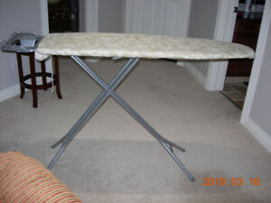 Ironing Board Good Quality with new cover