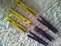 Clothespins for sale