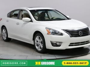 2013 Nissan Altima SV TOIT OUVRANT BLUETOOTH CAMERA RECUL MAGS