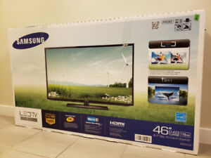 "Like new Samsung 46"" Full HD 1080p LED TV"