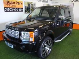 Land Rover Discovery 3 2.7TD V6 auto 2009MY HSE